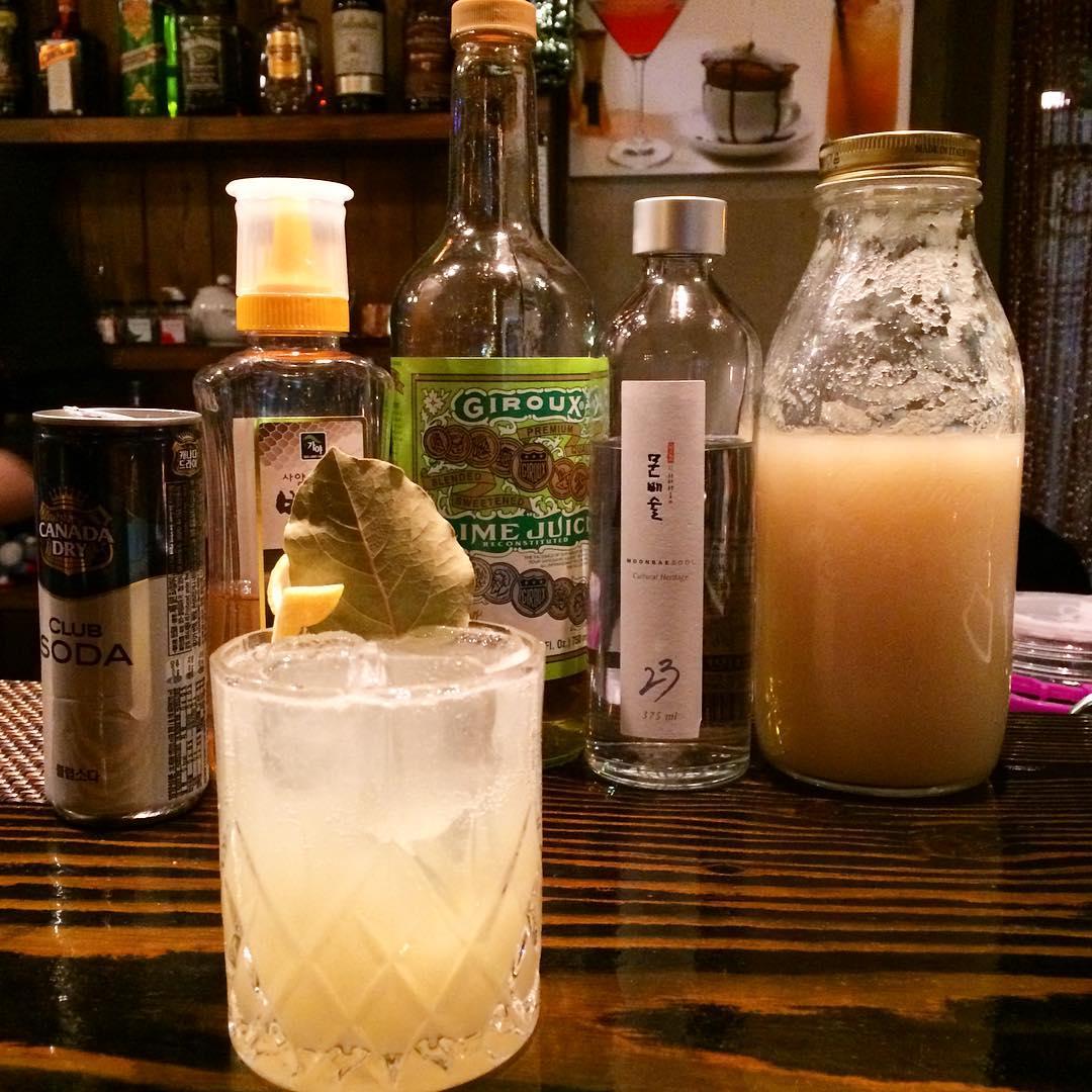 Soju recipes - Pear soju