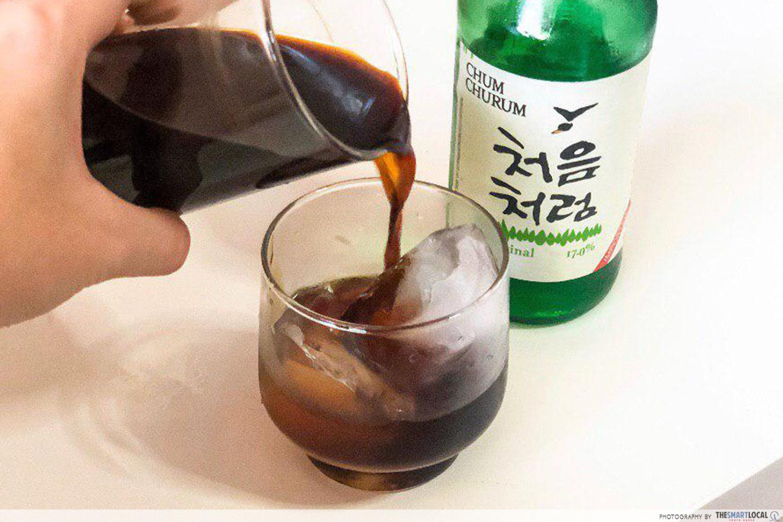 Soju recipes - Coffee soju