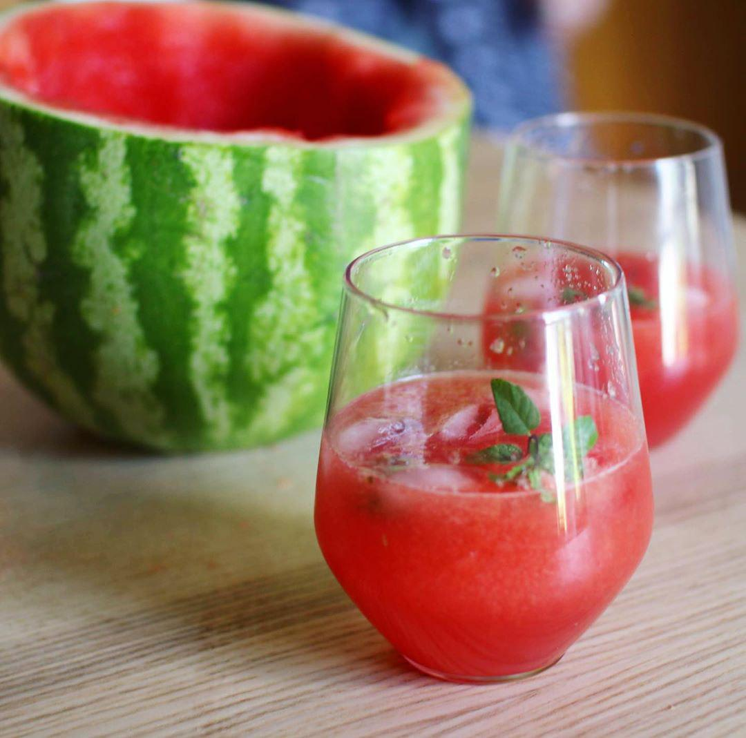 Soju recipes - Watermelon soju
