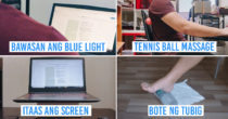 Easy Tricks Upang Maging Komportable Mag-Work From Home Para Maiwasan Ang Sakit Sa Katawan At Mental Slump