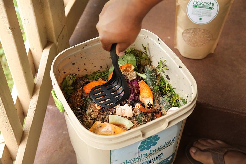 Hindi paggamit ng compost