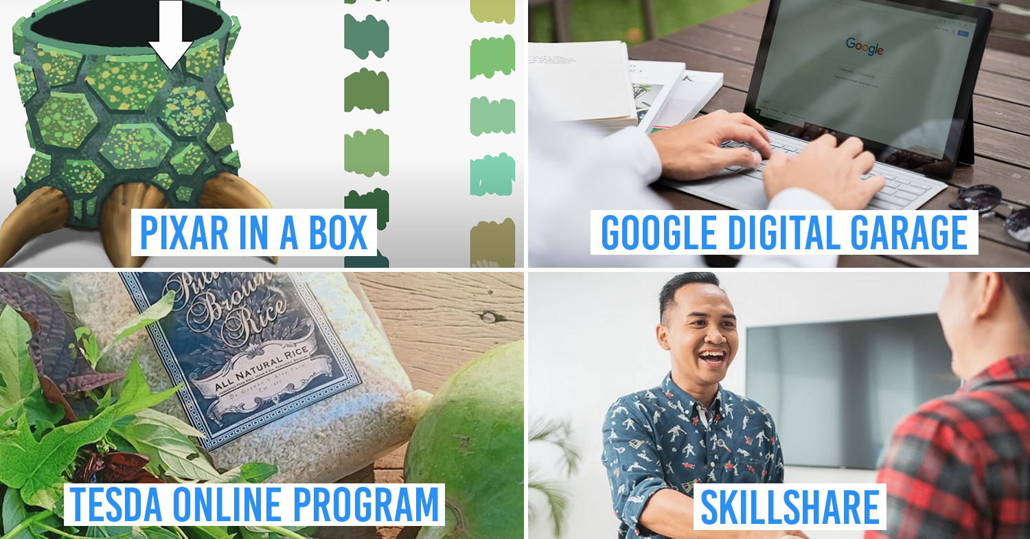 Free online course platforms for Filipinos
